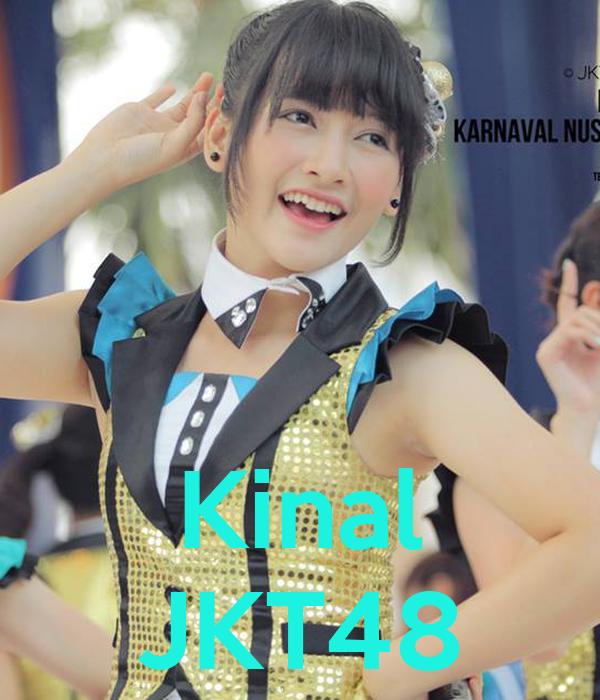 Kinal JKT48 - KEEP CALM AND CARRY ON Image Generator