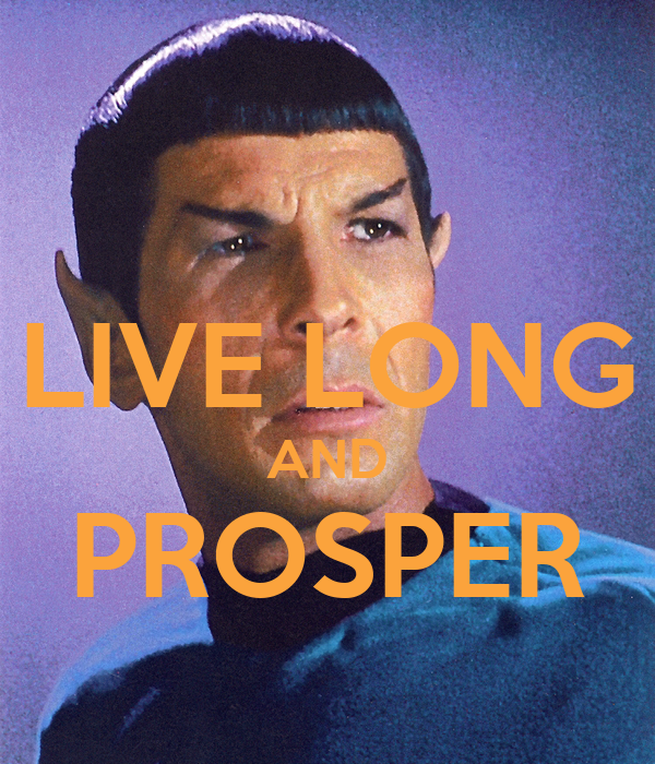 long live_LIVE LONG AND PROSPER - KEEP CALM AND CARRY ON Image Generator