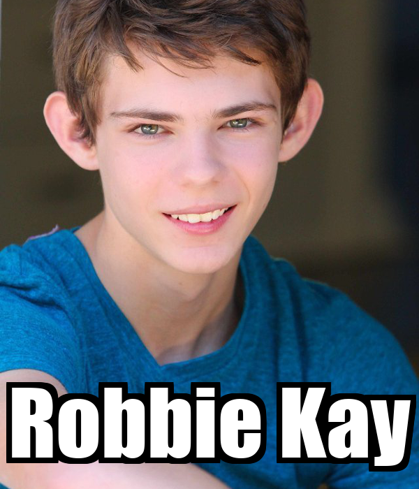 Robbie Kay: Keep Calm-o-Matic