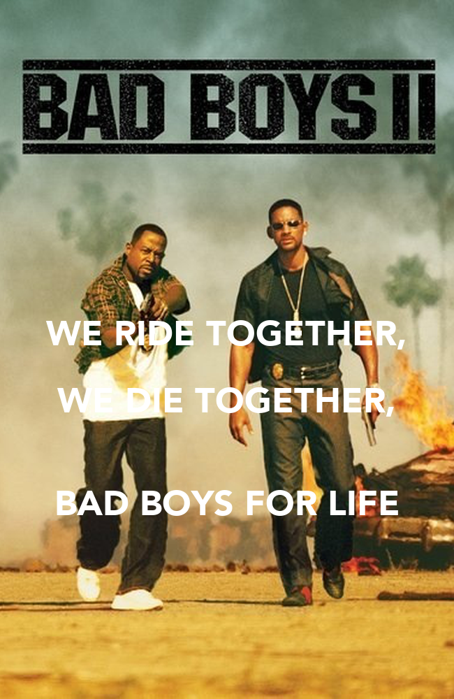 bad boys for life - photo #17
