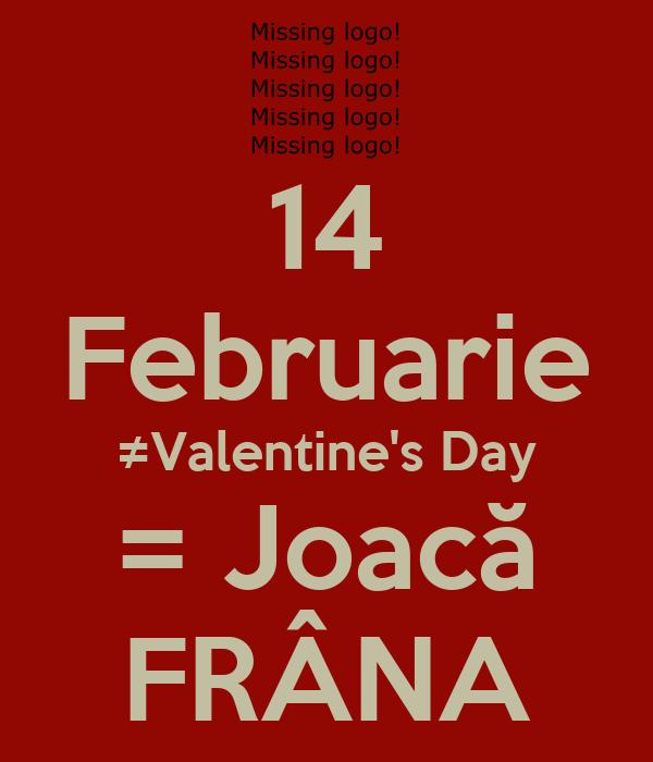 14 februarie