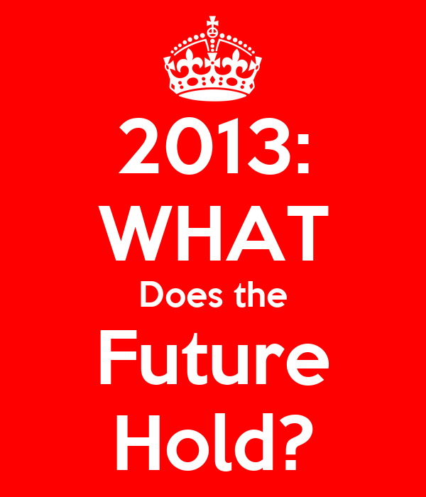What does the future hold for