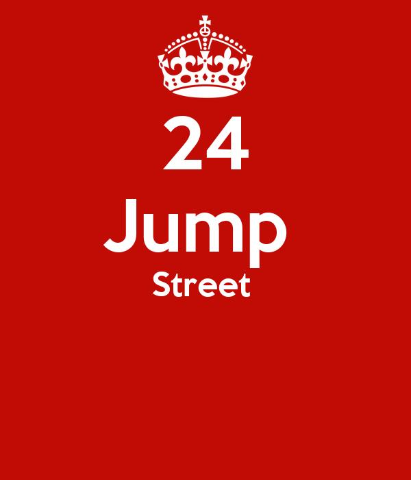 24 Jump Street