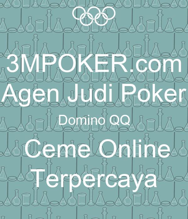 3mpoker Com Agen Judi Poker Domino Qq Ceme Online Terpercaya Poster 3mpoker Keep Calm O Matic