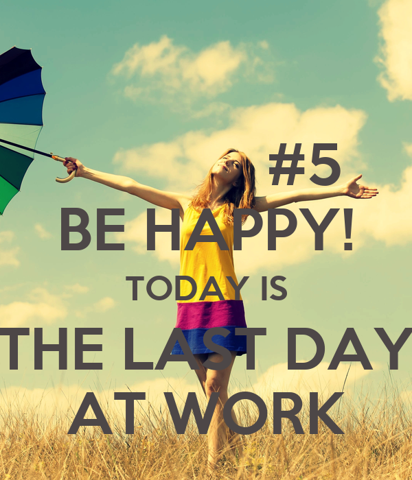 how to keep yourself happy at work