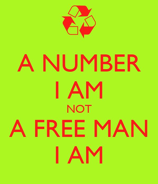 I am not a number i am a free man iron maiden lyrics blood