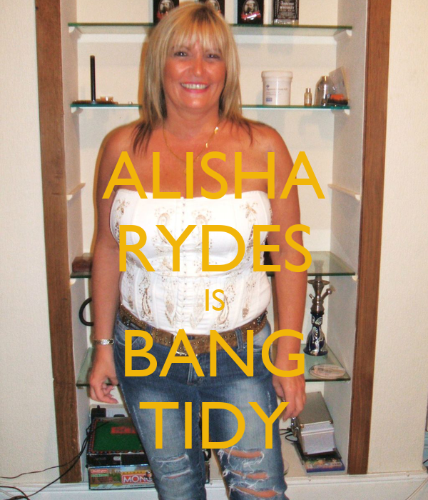 alisha rydes