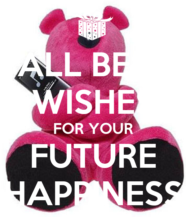 all best wishes for your future happiness poster florent keep