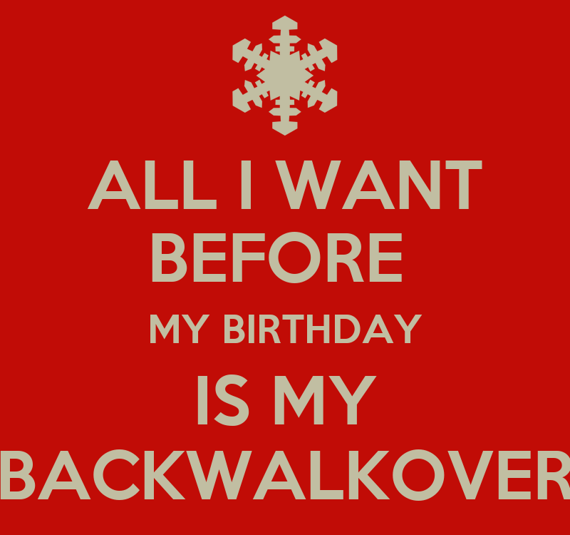 all i want for my birthday All i really want for my birthday is shoulder blades january 28, 2012 niyaz 1 comment i've written a couple of times about the first time i lost significant weight, back in 2004.