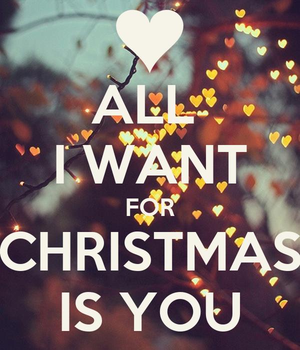 want xmas