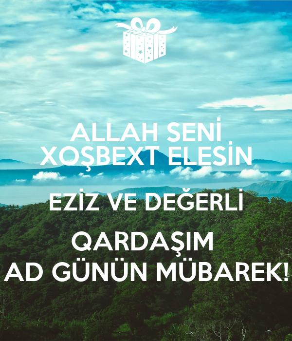 Ad Gunu Mubarek Qardasim Images Səkillər