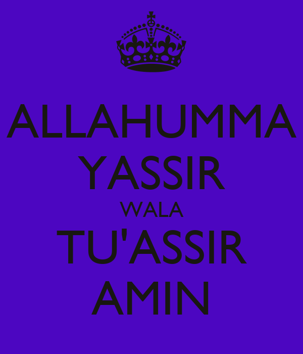 100 Gambar Allahumma Yassir Paling Bagus