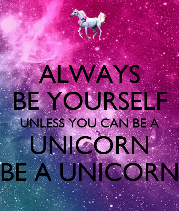 Be A Unicorn Pictures to Pin on Pinterest  PinsDaddy