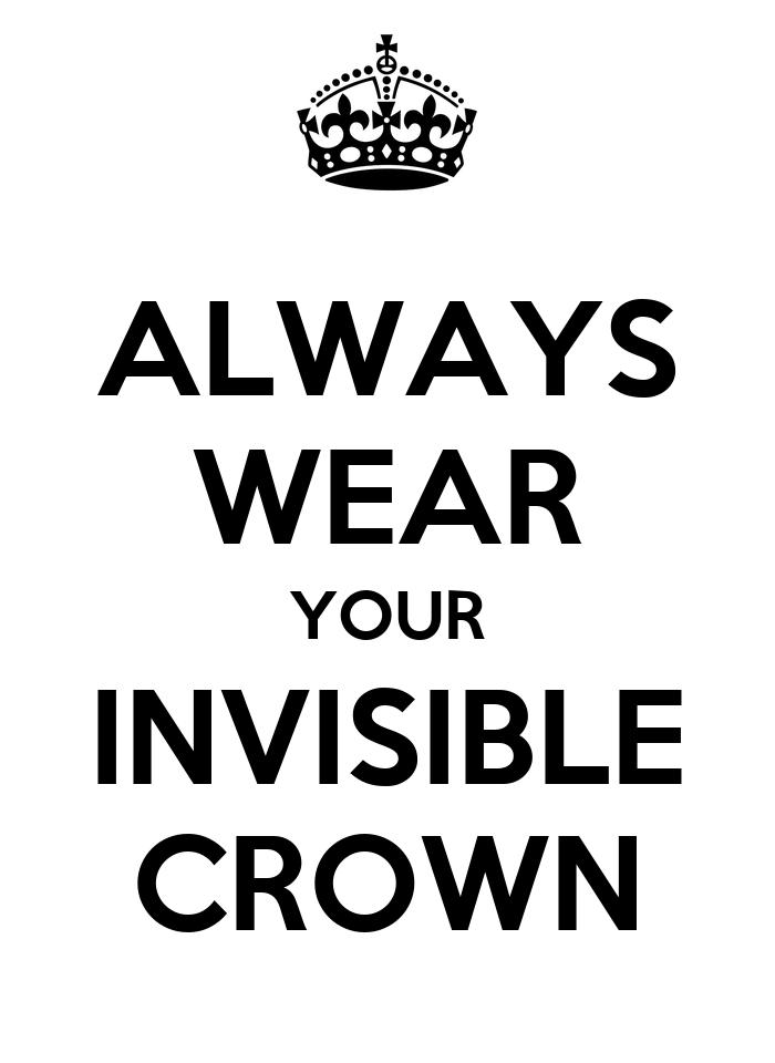 Invisible crown essay