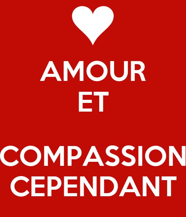 image amour et compassion