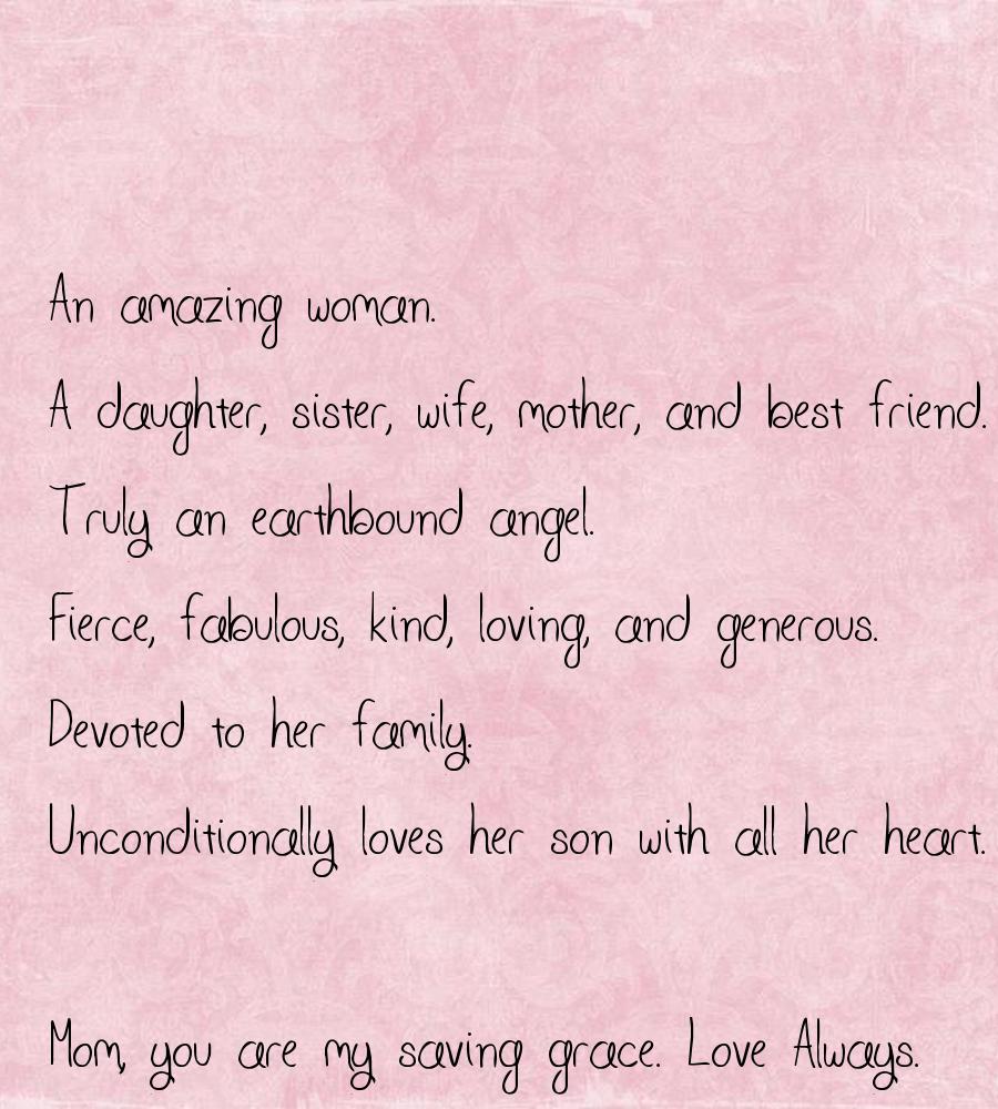 I Love You Mom Quotes I Love You Mom Quotes From Daughter