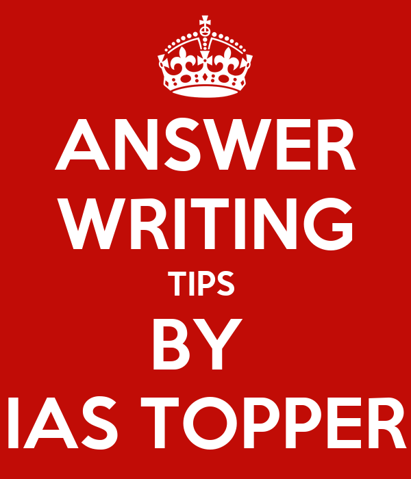 Custom written essay by ias toppers