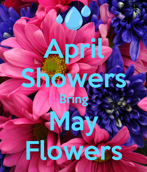 april showers bring may flowers poster christina keep calm o matic