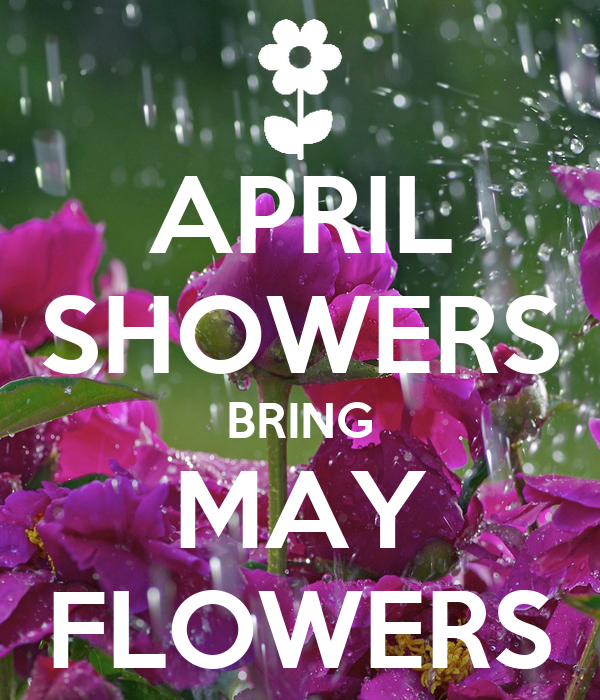 april showers bring may flowers poster doogle25 keep calm o matic