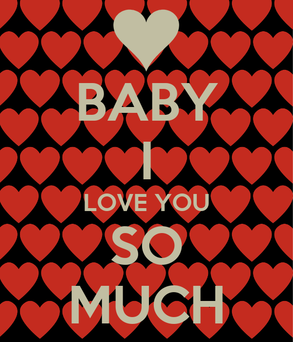 i love you so much baby poems - photo #28