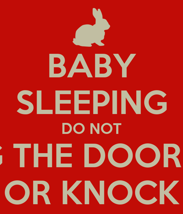 Printable+Do+Not+Knock+Signs do not knock signs printable   just b ...