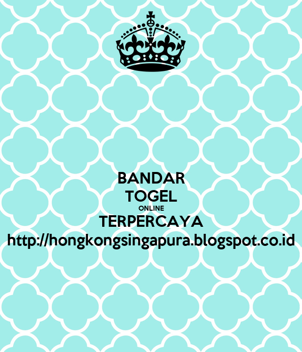 BANDAR TOGEL ONLINE TERPERCAYA http:\/\/hongkongsingapura ...
