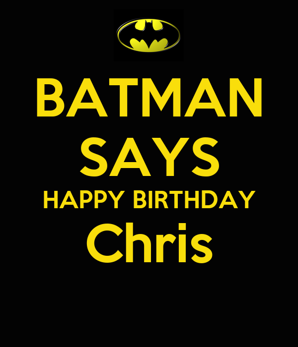 Birthday Cake That Says Happy Birthday Chris