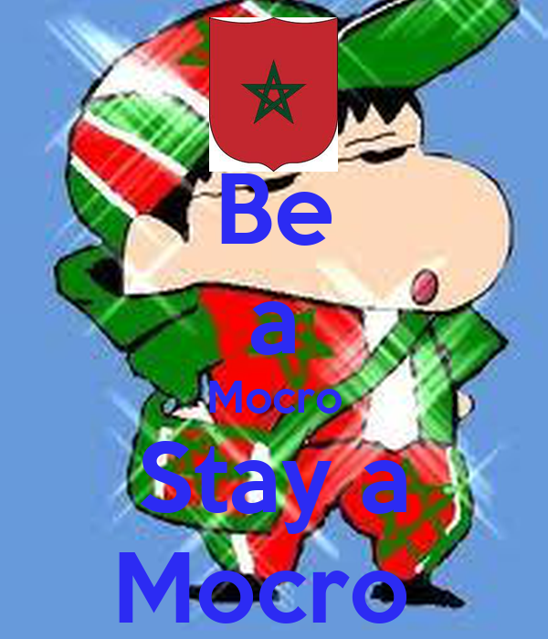 Be A Mocro Stay