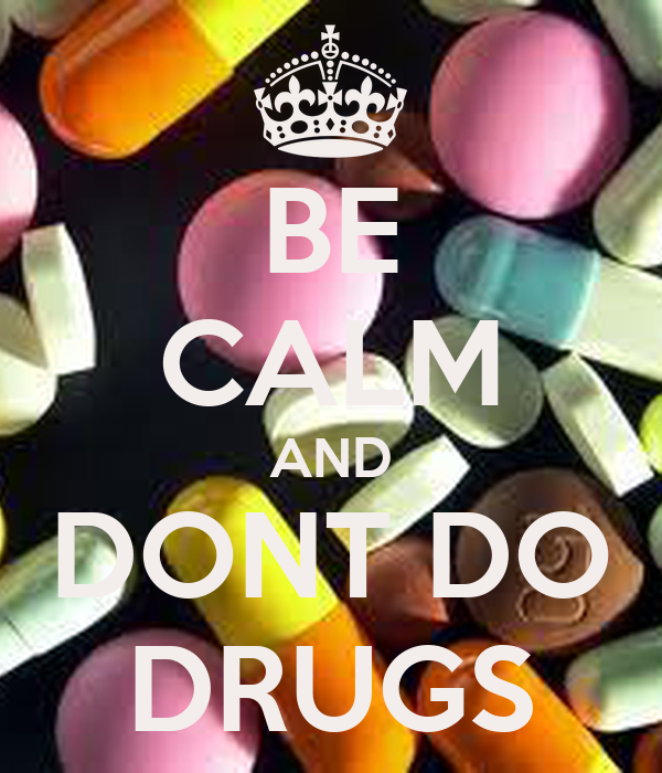 Dont Do Drugs Posters