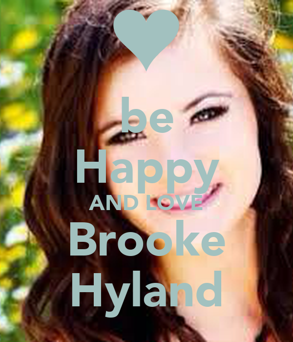 Brooke hyland and nick dobbs