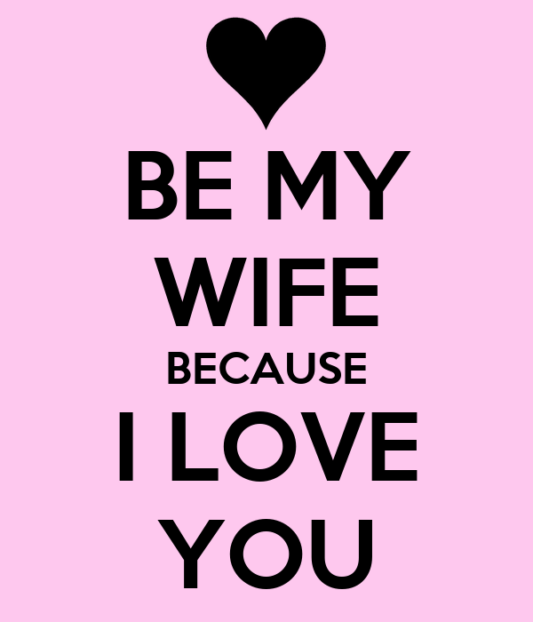 Wallpaper Love My Wife : Love u my Wife Wallpaper
