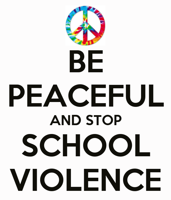 Stop School Violence Quotes. QuotesGram