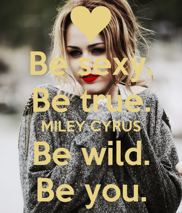 Miley cyrus poster sexy