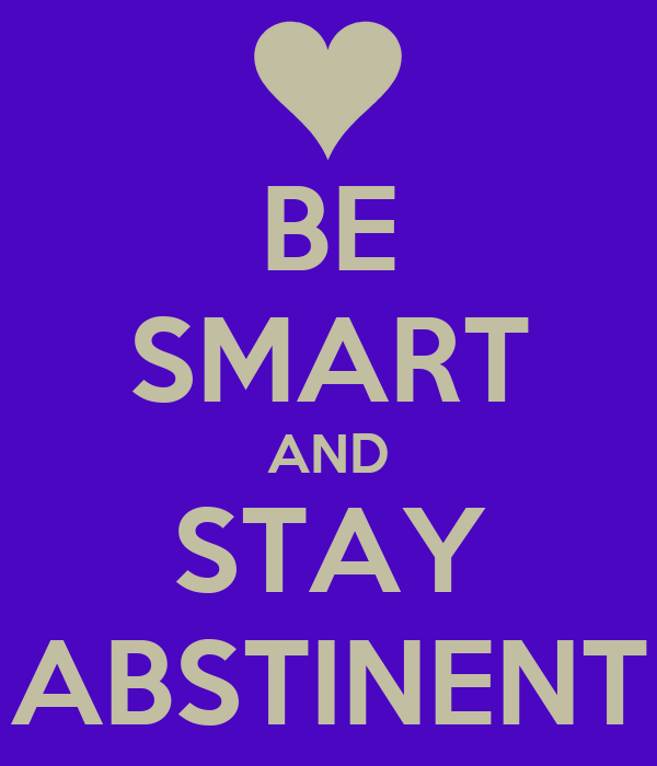 how to stay abstinent in a relationship