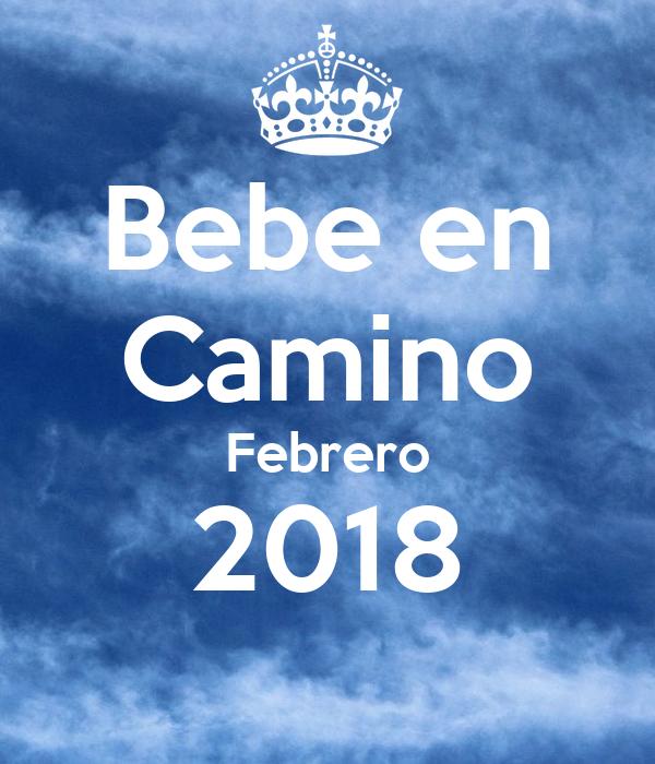 Bebe en camino febrero 2018 poster lucymorillopaulino - Bebe en camino ...