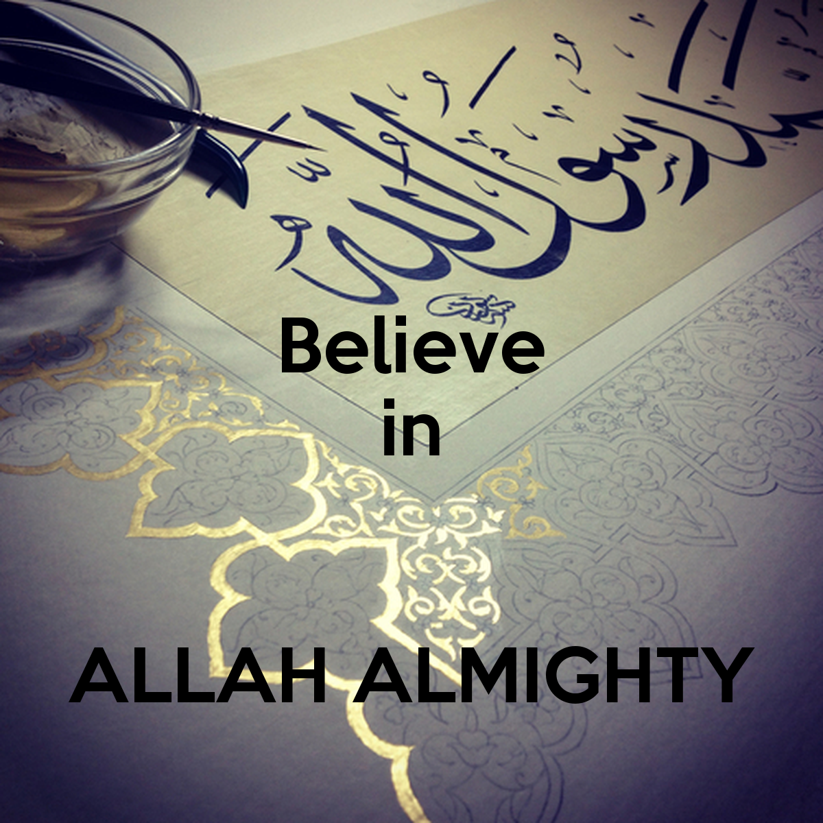 belief in allah Islam for kids the six pillars of iman posted on january 19 belief in allah the first pillar of iman is the belief in the all-powerful, most beneficent.