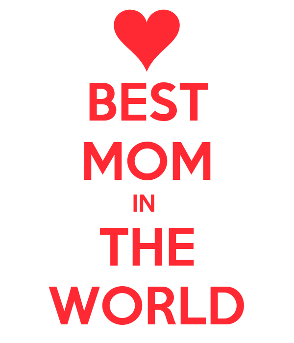 The best mom in the world book jobs
