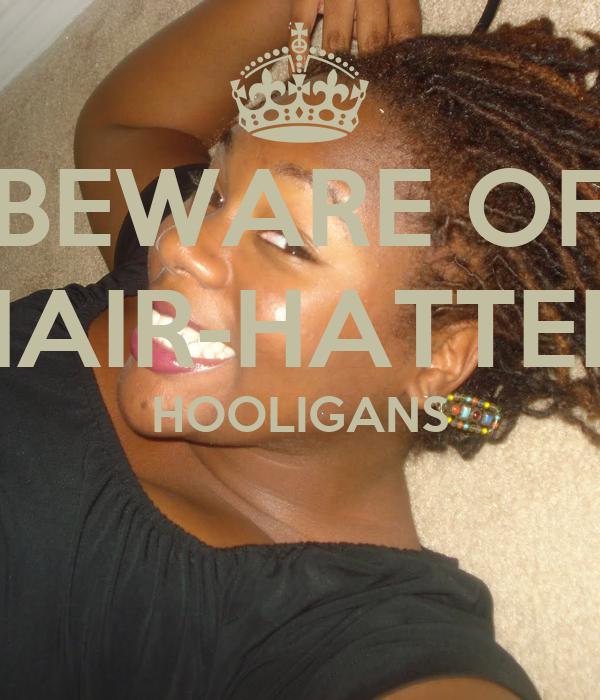 Hair Hatted Hooligans