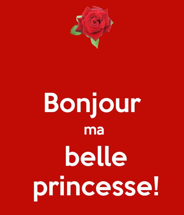Joyeux Anniversaire Ma Princesse