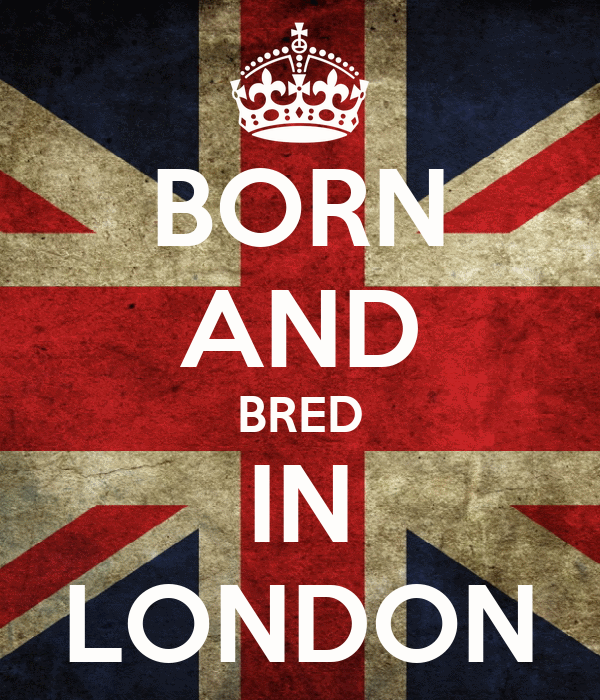 I A Newfoundlander Born And Bred BORN AND BRED IN LONDO...