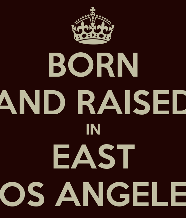 born in east l a Born in east la is a single by cheech & chong it is a parody of bruce springsteen's born in the usa, with references to the song i love la by randy newman.