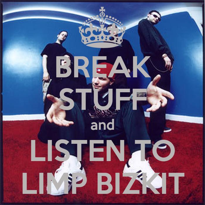 Limp Bizkit - Breakstuff Lyrics | MetroLyrics