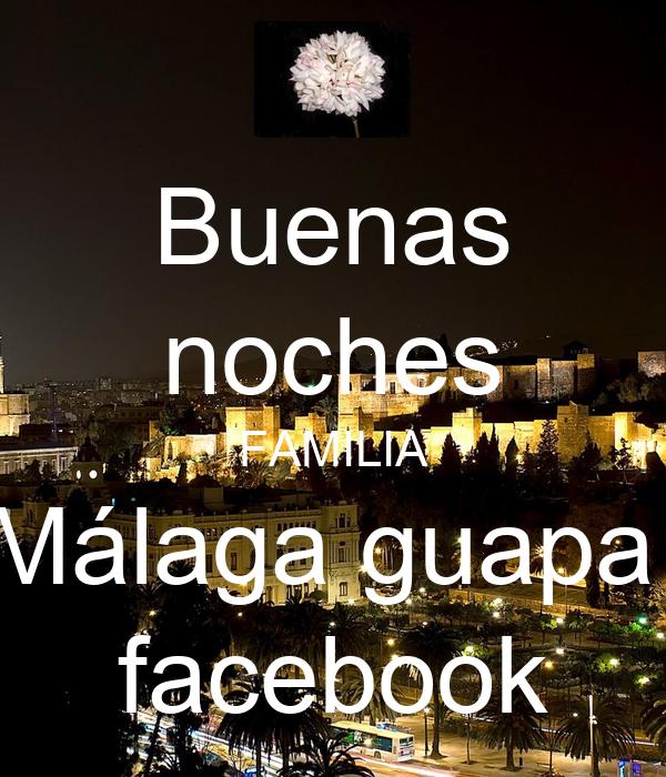 Buenas Noches Guapa