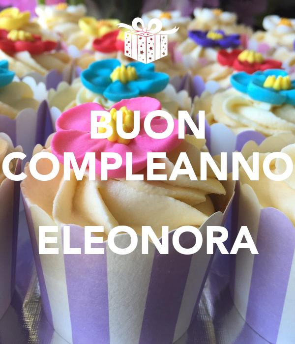 Buon Compleanno Ele Tanti Auguroni
