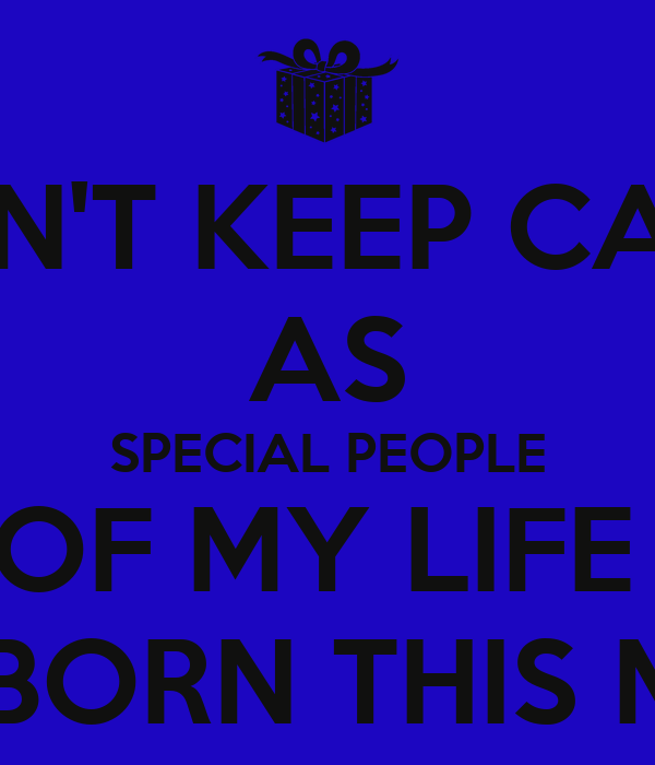 special people in my life essay