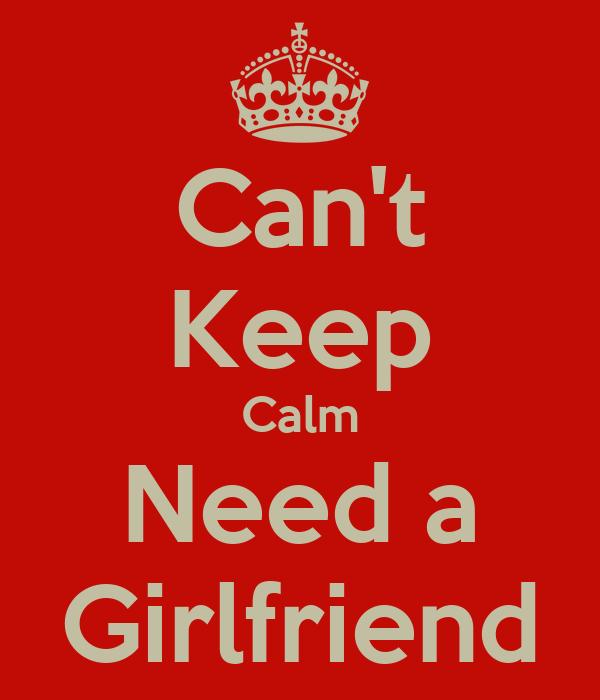 need a gf