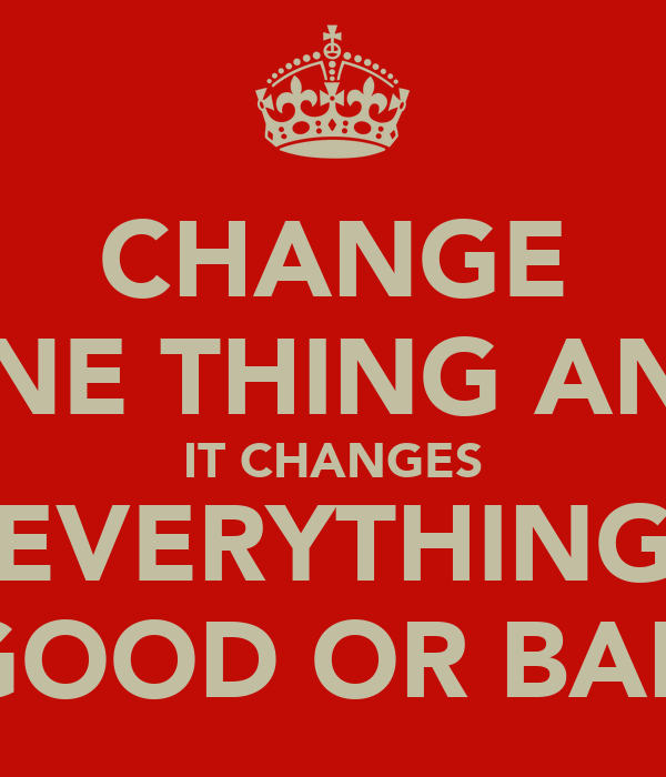 change in language good or bad This might change soon, but for the time being unfortunately, or maybe fortunately, globalization is simply and utterly good, bad and inevitable.
