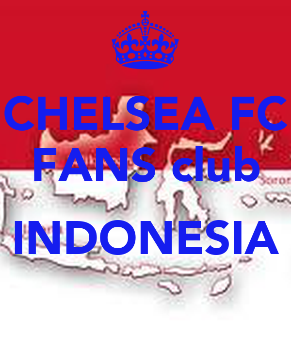 Foto Clubbing Indonesia Chelsea fc Fans Club Indonesia