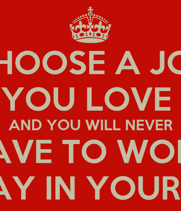 Beyond Passion: The Science of Loving What You Do
