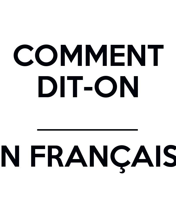 Comment flirter en francais